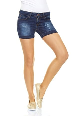stretch marks on thigh