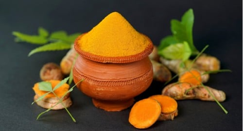 Benefits of turmeric for skin